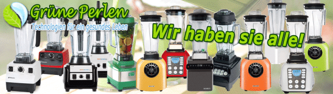 Smoothie Mixer, Technik für Smoothies