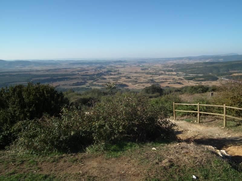 Blick vom Pass Puerto del Perdòn