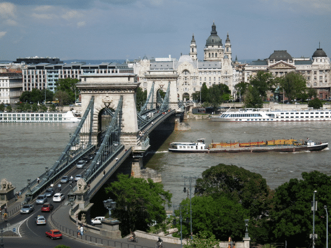 Budapester Brücken