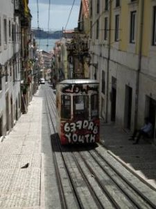 Portugal - Elevador da Bica