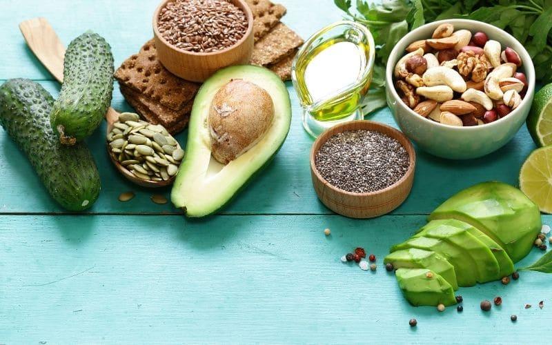 Immunsystem - gesunde Vitalstoffe