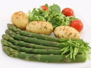 Gemüse - wichtig für cholesterinbewusste Ernährung