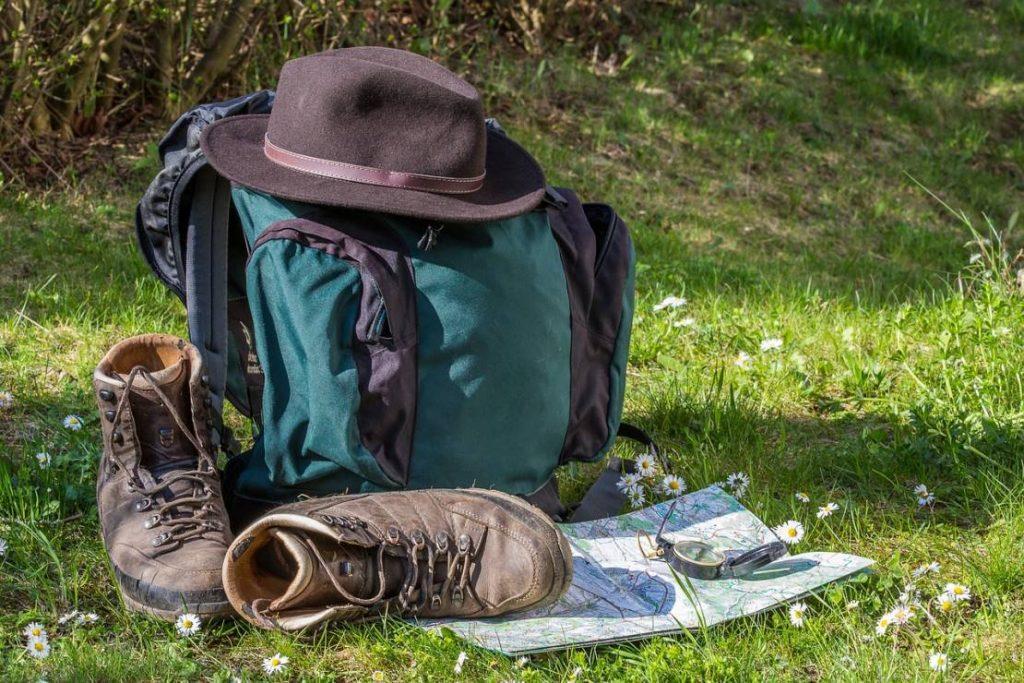 Jakobsweg - meine Packliste