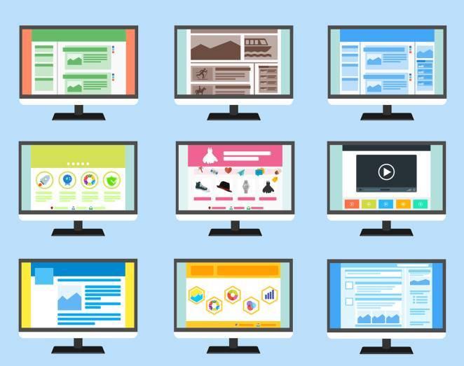 Webseitentypen, welche passt für deine Homepage?
